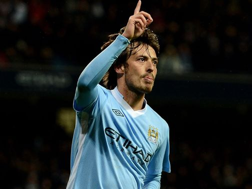 David Silva: Can provide firepower for Manchester City