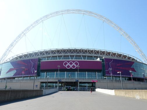 Wembley: Put forward as Euro 2020 final host