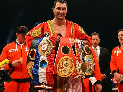 Wladimir Klitschko remained untouchable