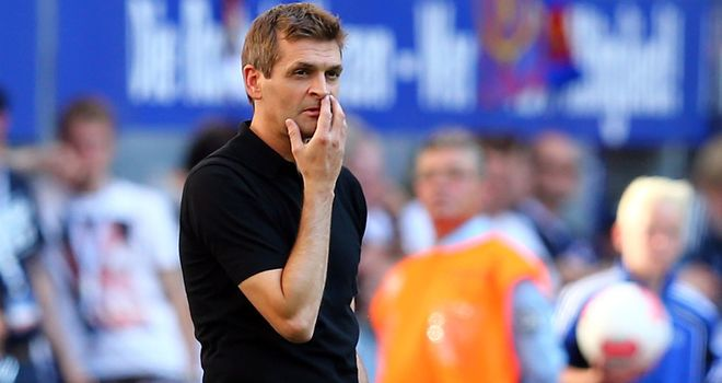 Tito Vilanova: replaced Pep Guardiola as manager this summer