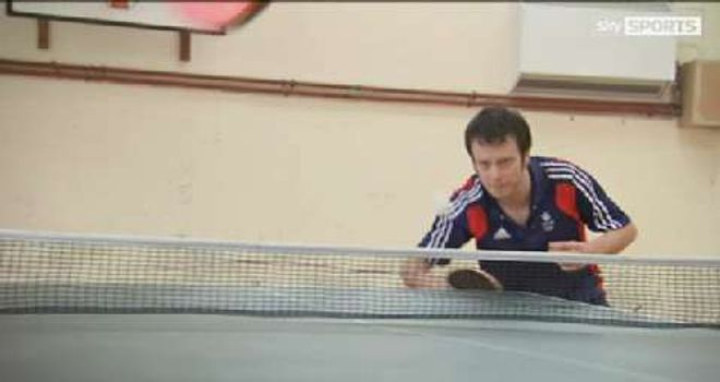 Olympic 'How To' Guide - Table-tennis