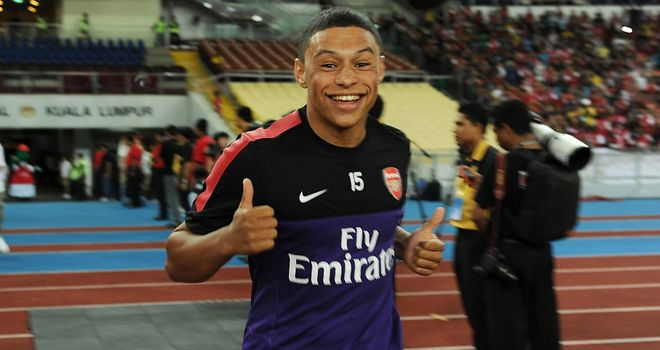 Alex Oxlade-Chamberlain: Has started 11 league games this season
