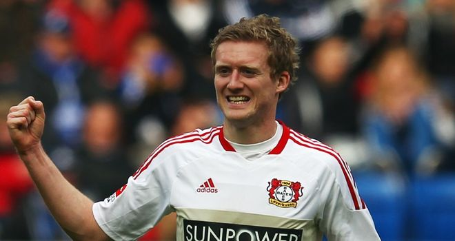 Andre Schurrle: Bayer Leverkusen forward would have been interested in a move to Chelsea