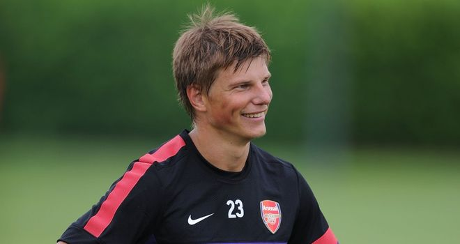 Andrei Arshavin: Arsenal forward overlooked by Russia coach Fabio Capello again