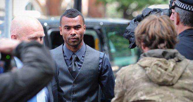 Ashley Cole: Appreciates that tweeting can result in 'off-hand and stray comments'
