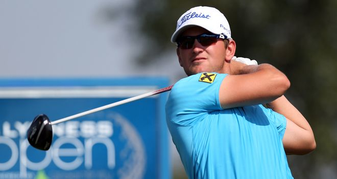 Bernd Wiesberger: Rising up the rankings
