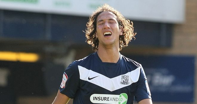 Mohsni: Set for trial with West Ham