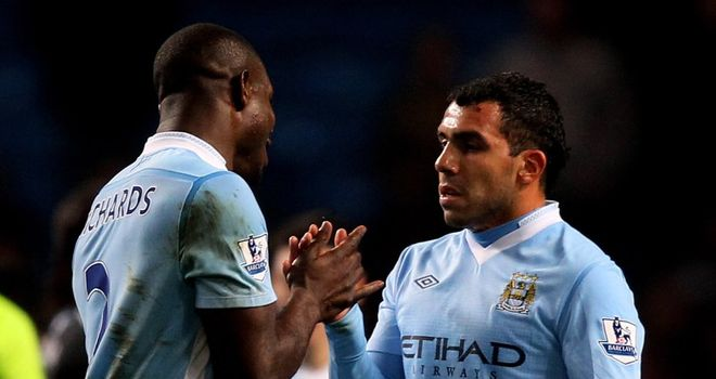 Mario Balotelli: Had wanted to play alongside Carlos Tevez once again