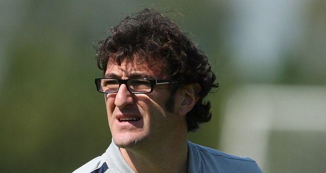 Ciro Ferrara: Set to be appointed Sampdoria boss on two-year contract