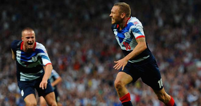 Craig Bellamy: The Welshman has been one of the players of the Olympics so far for Team GB