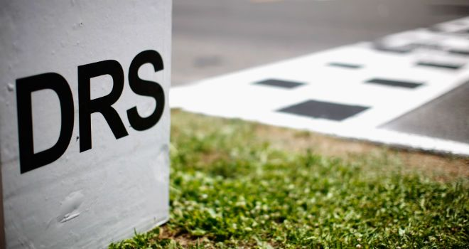 DRS: A shortened activation zone for this year's Japanese GP