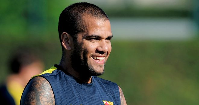 Dani Alves: Thinks more can be done to combat racism