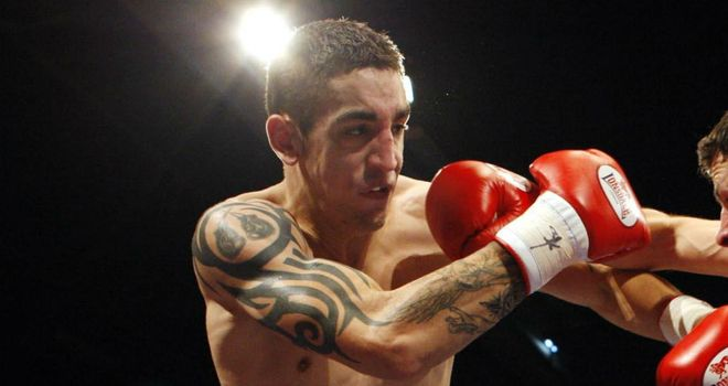 Danny Butler: Determined to make the most of his comeback fight against Borg