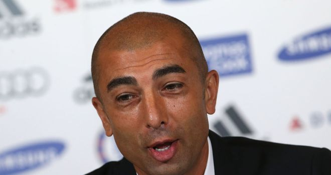Roberto Di Matteo: Is eyeing further recruits for Chelsea this summer but will not name specific targets