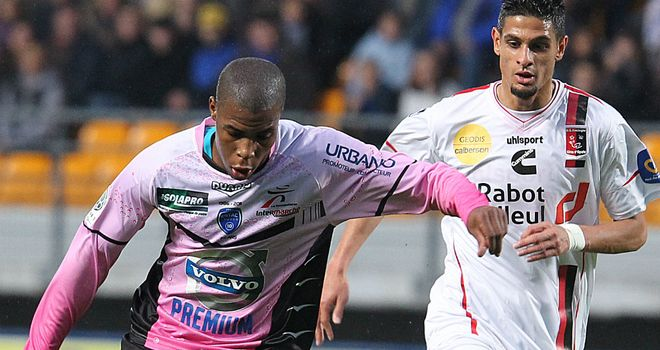 Djibril Sidibe: Has penned a five-year deal with Lille