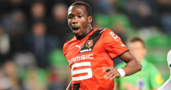 Tongo Doumbia: Midfielder is looking forward to playing for Stale Solbakken at Wolves