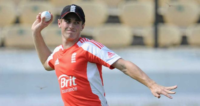 Chris Woakes: chance to impress during ODI series against South Africa