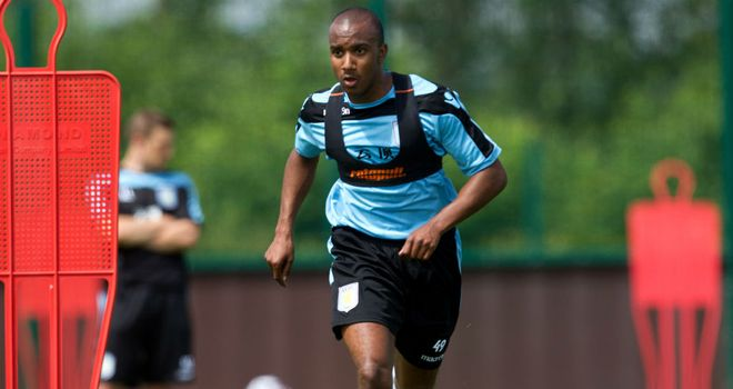 Fabian Delph: Enjoying pre-season after fitness problems.