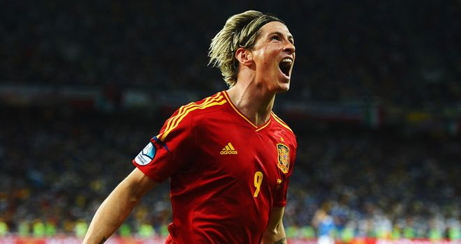 Fernando Torres: Chelsea striker still hoping for Spain chance