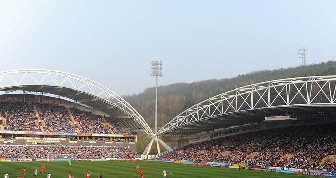 John Smith's Stadium: Jordan Sinnott has signed new deal at the club