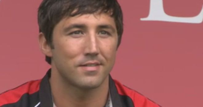 Gavin Henson: Aims to stay on straight and narrow
