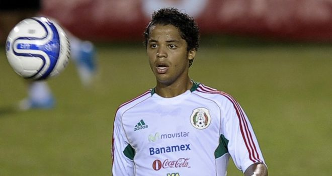 Giovani dos Santos: Mexico international is keen to move on from Tottenham
