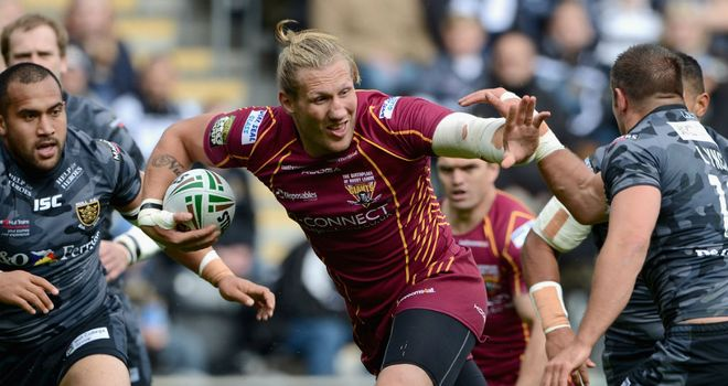 Eorl Crabtree: Long rehab for Giants prop