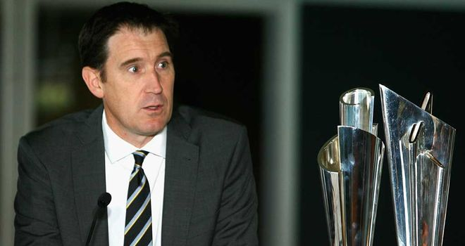 James Sutherland: Wants players to engage with fans