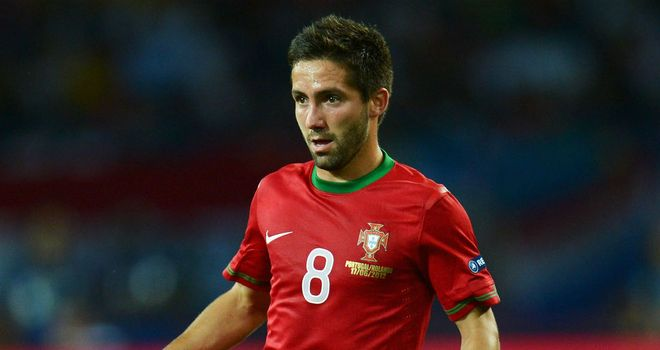 Joao Moutinho: Close to linking up with AVB again at Tottenham