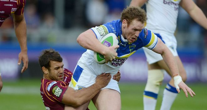 Joel Monaghan: Tipped to do the damage against Wigan again