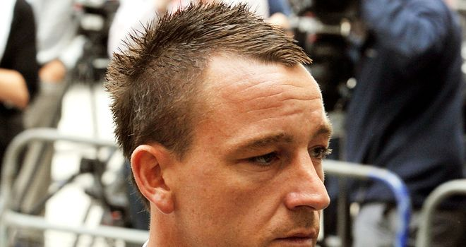 John Terry: Has been found not guilty of racist abuse