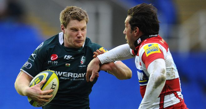 Jonathan Spratt: signed two-year deal with Ospreys