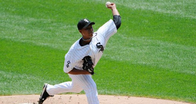 Jose Quintana: Fine display for the White Sox