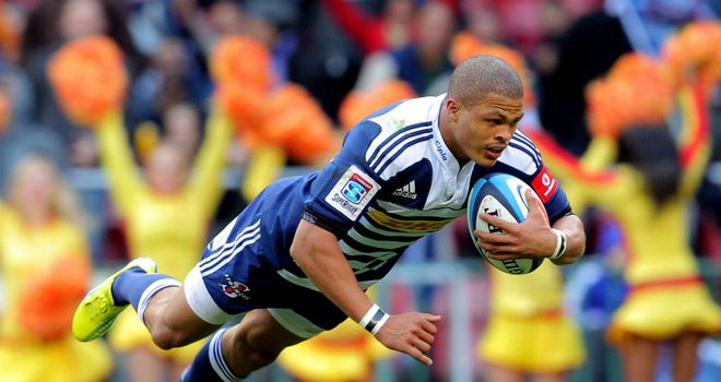 Juan de Jongh: fine try for Stormers