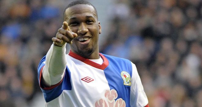 Junior Hoilett: Made his debut in Blackburn's 1-1 draw with Trabzonspor.