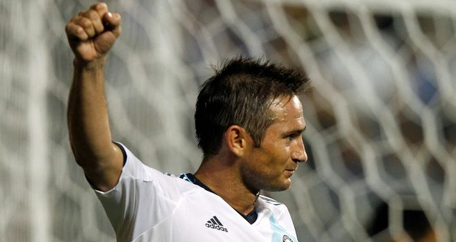 Frank Lampard: Looking forward to playing with Chelsea's new signings