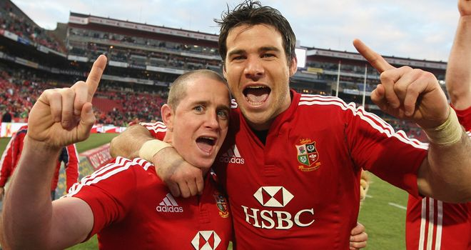 Live on Sky: Follow the Lions in Australia next summer