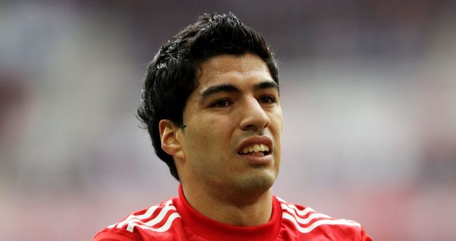 Luis Suarez: Told to move on from the controversy of last season