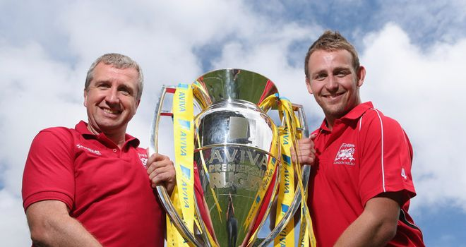 London Welsh: first Premiership game is live on Sky!