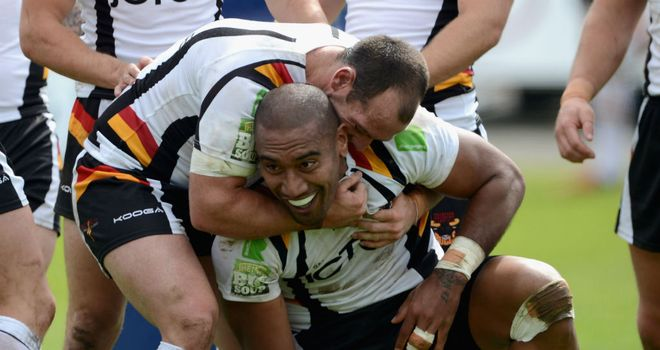 Manase Manuokafoa: Set for Super League XVIII, with Bradford Bulls' first live game on Sky on 16 February