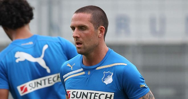 Mark Fotheringham: Looking to catch the eye during trial spell at Hoffenheim