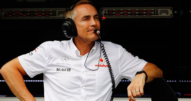 Martin Whitmarsh: Will not stand for re-election as FOTA Chairman
