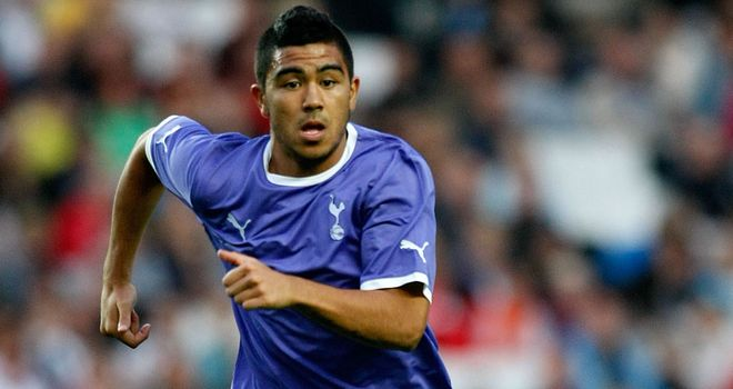 Massimo Luongo: Tottenham midfielder loaned out to Swindon