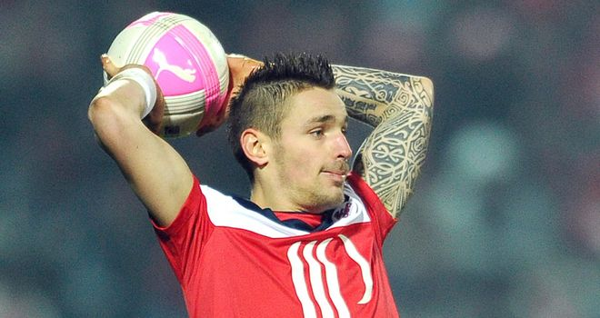 Mathieu Debuchy: Set to stay at Lille after Newcastle failed with latest offer