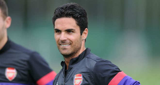 Mikel Arteta: A big fan of Arsenal target Santi Cazorla