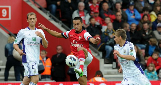 Nico Yennaris: Arsenal teenager has signed a new contract extension at Emirates Stadium