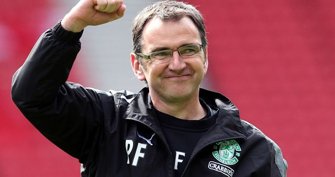 Pat Fenlon: Hibernian boss feels Rangers' demise will hit his budget