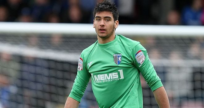 Paulo Gazzaniga: Has signed a four-year contract with Premier League new boys Southampton