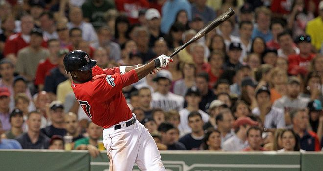 Pedro Ciriaco: Helped the Boston Red Sox end their five-game losing run