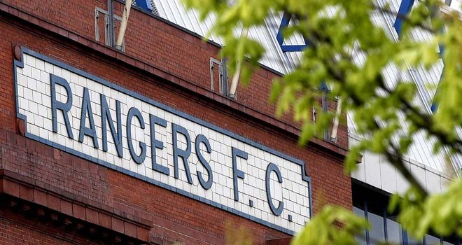 Rangers: Have hit at media coverage of the club